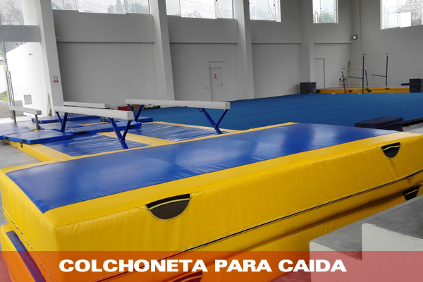 Perugym for Colchonetas para gimnasia